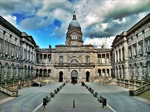 Edinburgh University parapsychology education