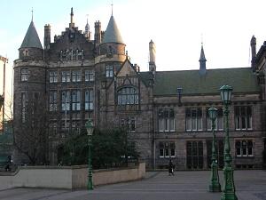 Edinburgh of University