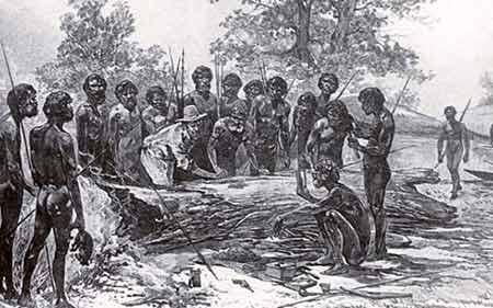 aborjin, maori, tabu yerileri ve telepati çalışmaları, yerliler ve telepati, telepati yapan kabileler ve yerliler