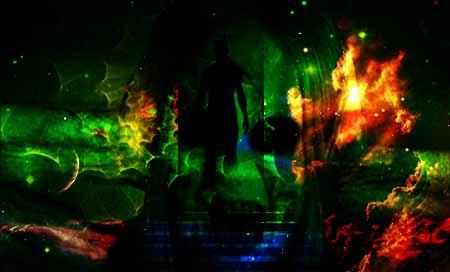 Astral seyahat korku engeli