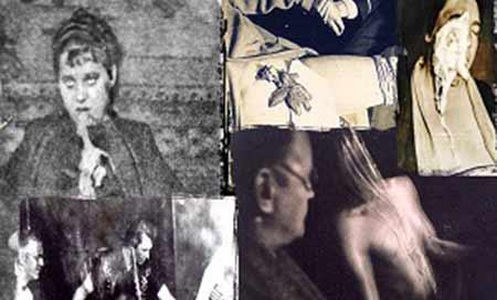 Ruh Fotoğrafları Ektoplazma - Ectoplasm Nedir?