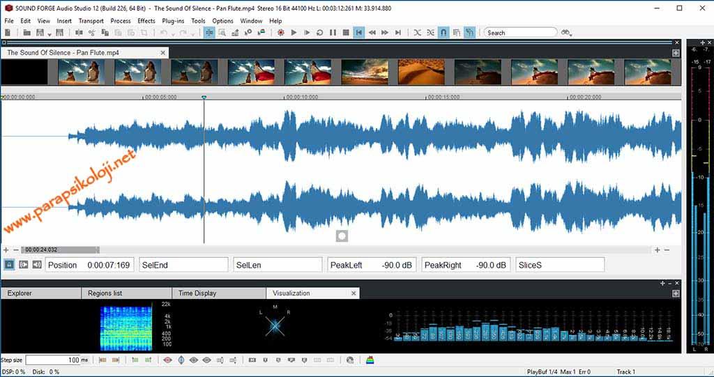 Subliminal Mesaj Programı Ses Kayıt 6