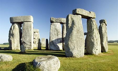 Stonehenge Anıtı Esrarı