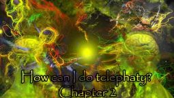 How can I do Telephaty? Chapter 2
