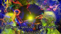 How can you do Telephaty? Chapter 4