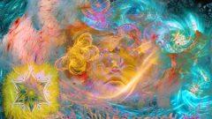 imajinasyon ve Çakra Açma Çalışmaları