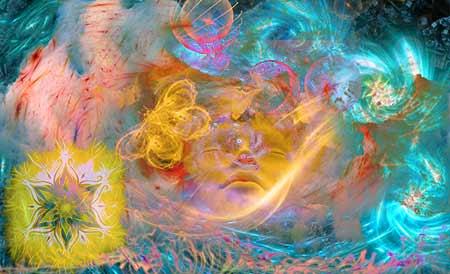 imajinasyon ve Çakra Açma Çalışmaları, imajinasyonla kalp çakrasının açılması